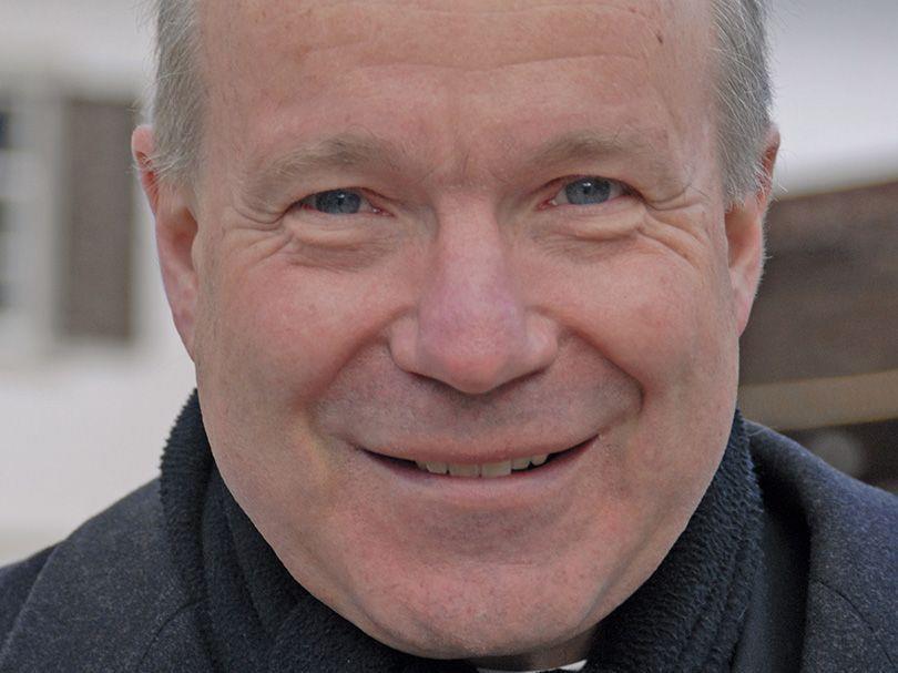 Kardinal Christoph Schönborn besucht Schruns.