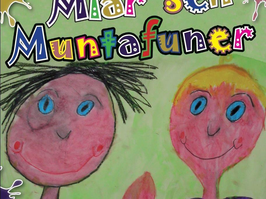 Muntafuner VS haben eine eigene CD herausgegeben.