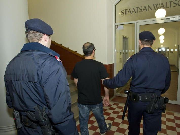 Die vom Justizministerium vorgegebene Sicherheitsrichtlinie sei am Feldkircher Landesgericht umgesetzt.