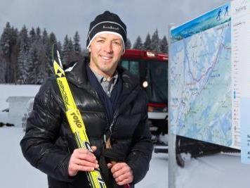 """Roland Alber: """"Vorarlberg will Sportland Nummer eins werden – Sulzberg ist bereit, das Land dabei zu unterstützen. Wir könnten uns zu einer Sportgemeinde entwickeln."""""""
