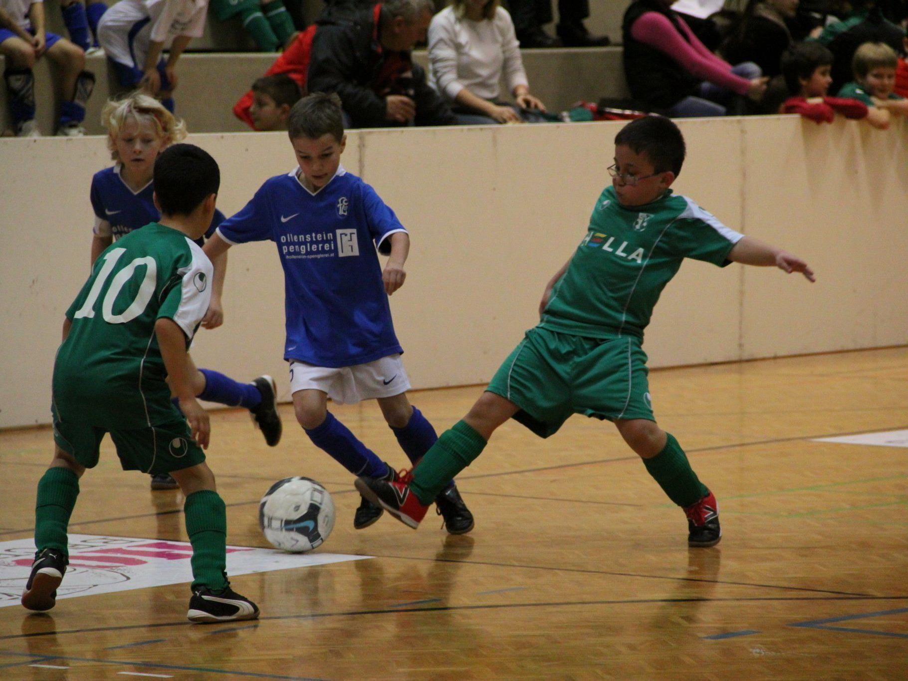Ende Jänner wird Lustenau wieder zum Fußballmekka für den Nachwuchs.