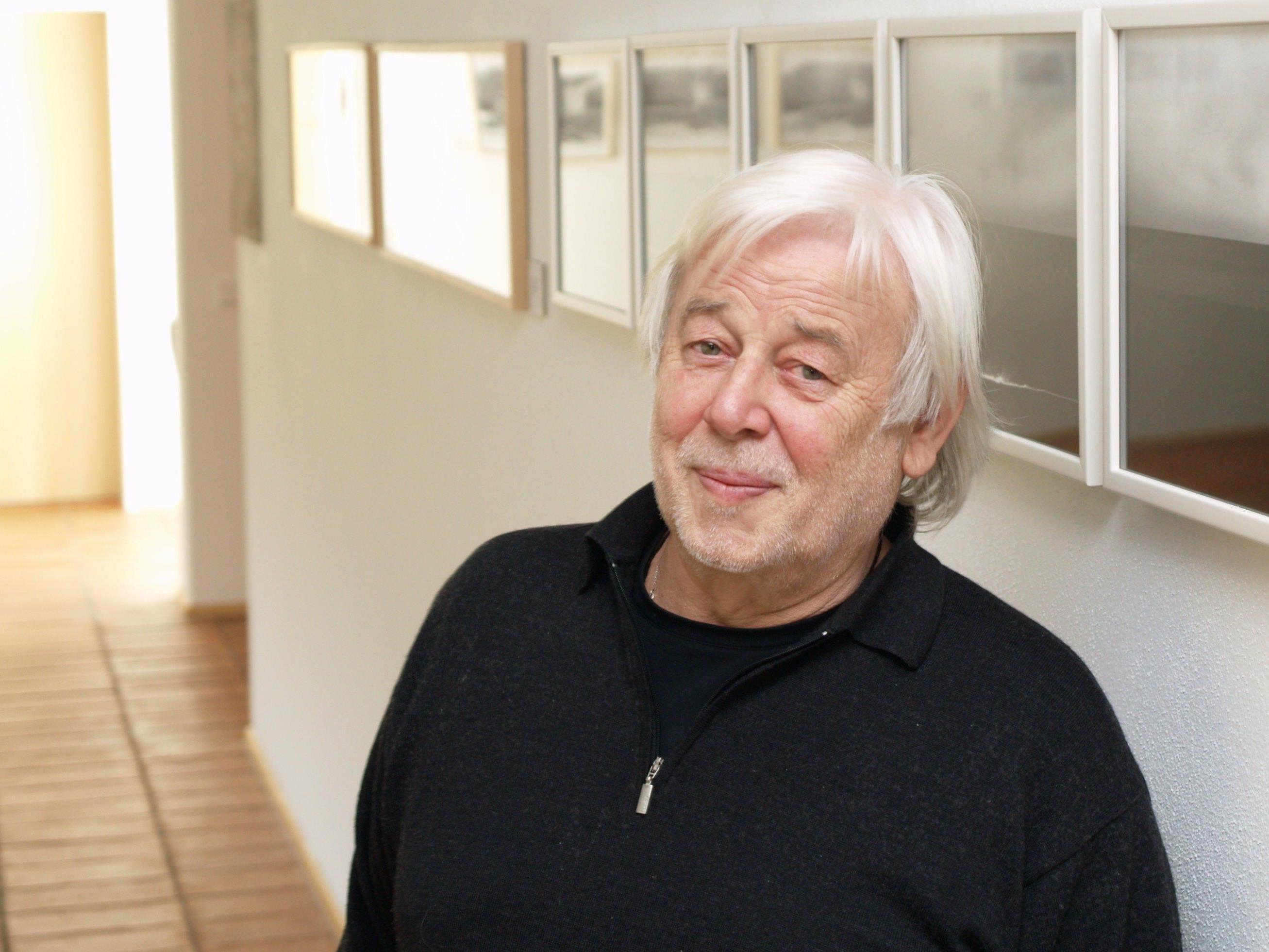 Der Fotograf Nikolaus Walter zeigt im Bildungshaus Batschuns seine Arbeiten.