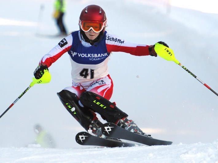 Im Ländle werden vier alpine Rennläufe ausgetragen