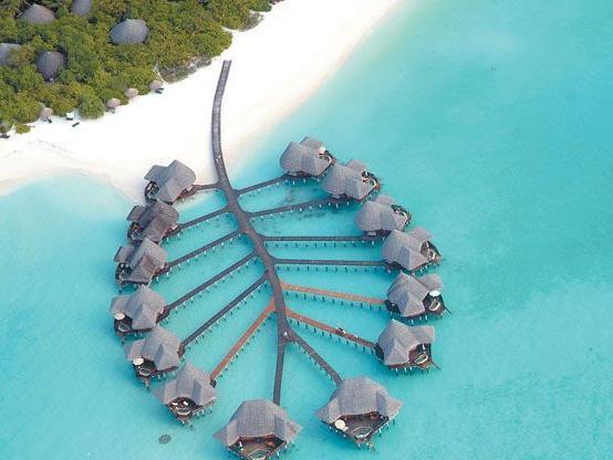 """Die Luxus-Resorts sind legendär – es gibt aber auch die """"normalen"""" Inseln der Einheimischen"""