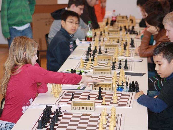 Schacholympiade findet in Hohenems statt.