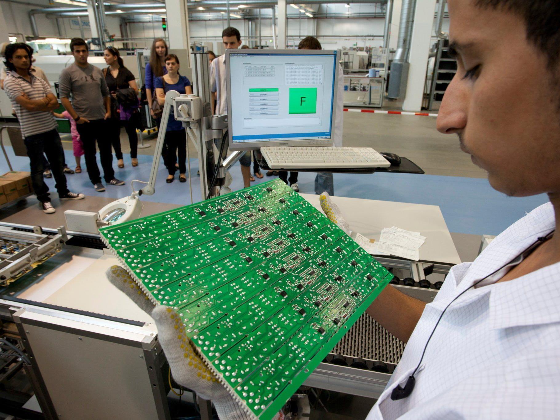 Tridonic muss Arbeitsplätze abbauen und die Produktion drosseln.