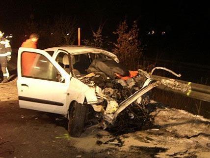 Bei dem schweren Unfall in der Steiermark kam ein Mann ums Leben