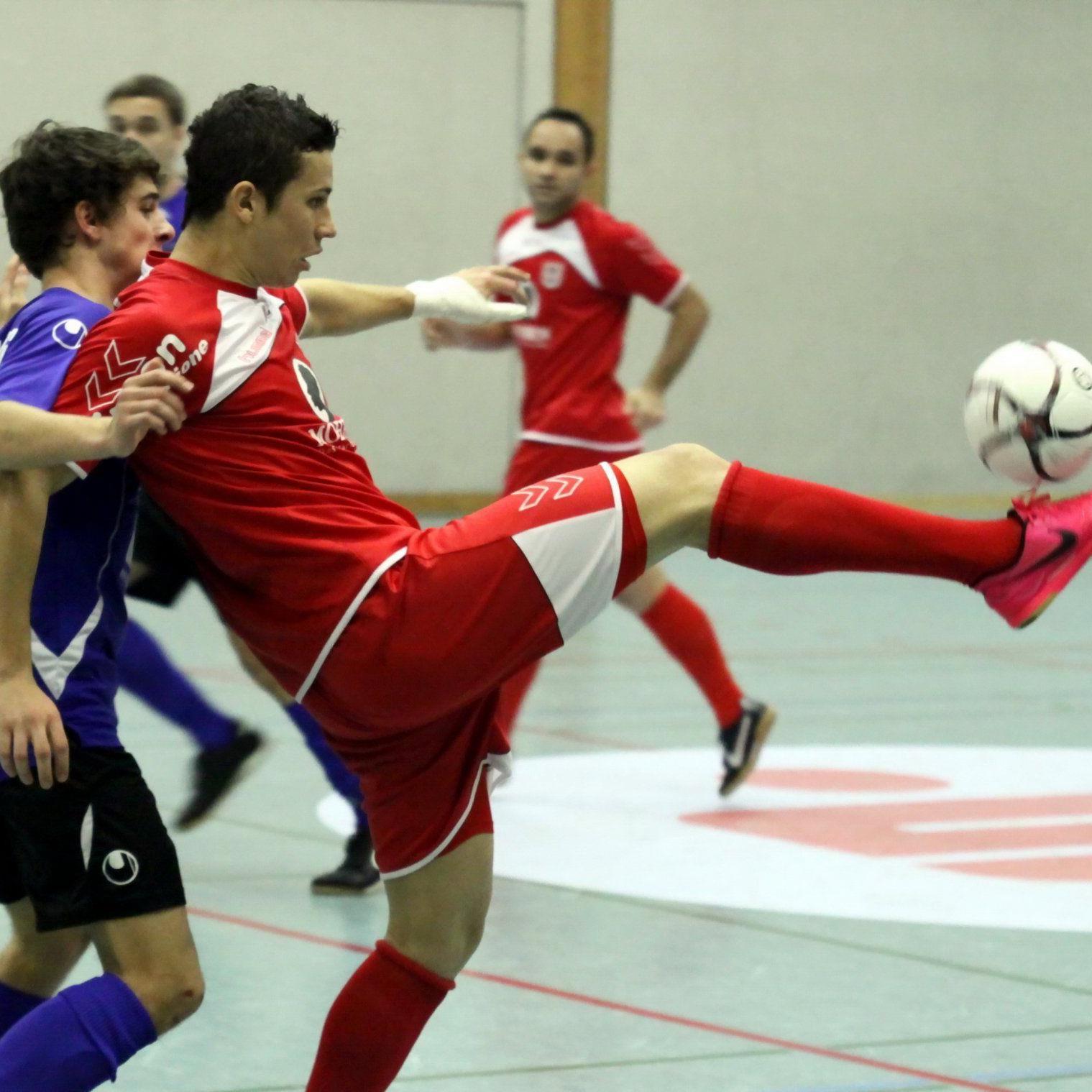 Knapp tausend Euro an Preisgeld für Masterssieger FC Dornbirn.