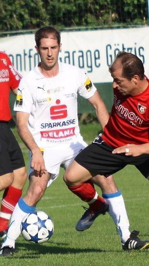Zweiter Neuzugang für SK Brederis.