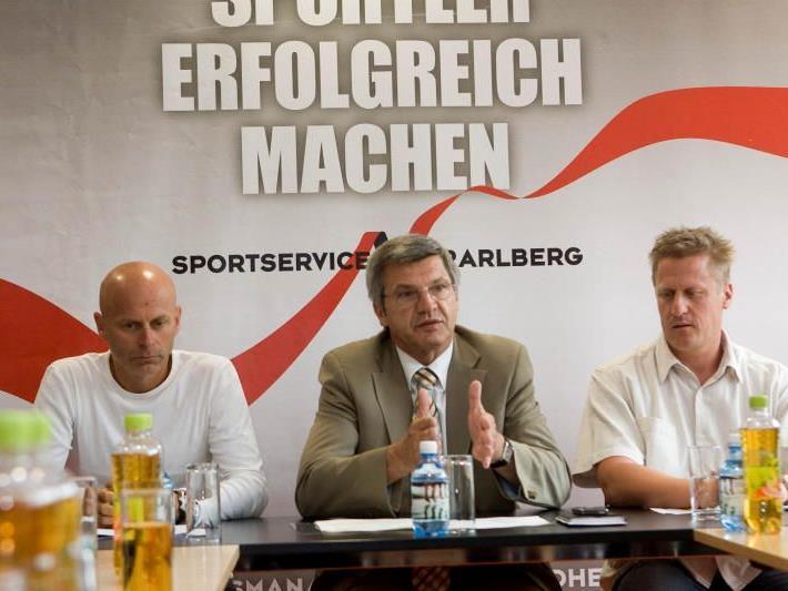 Siegi Stemer ist seit 15 Jahren Sportlandesrat.