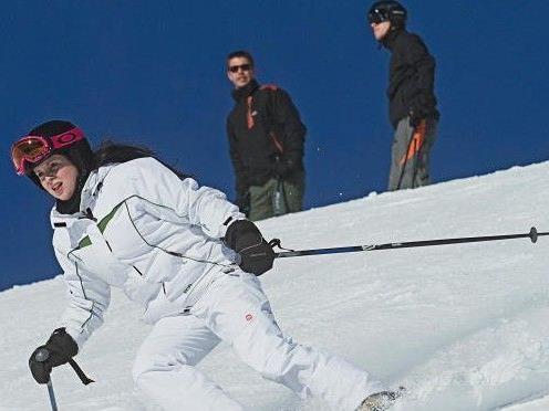 """Beim """"Ma hilft""""-Skitag kommen alle auf ihre Kosten."""