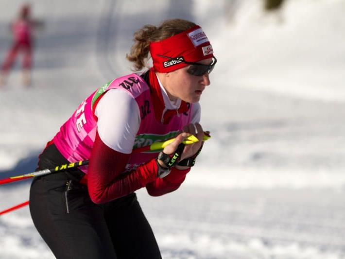 Ramona Düringer will zur Biathlon WM.