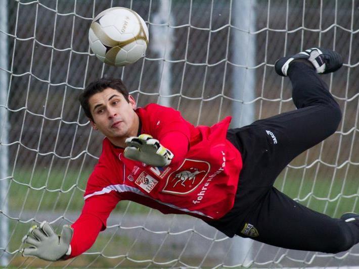 Martin Kobras bleibt drei Jahre in Altach.