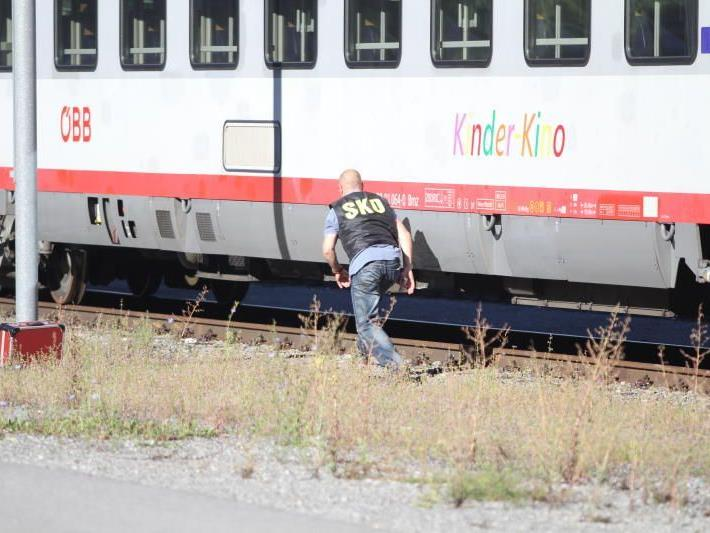 Bombendrohung am Feldkircher Bahnhof beschäftigte heute das Gericht
