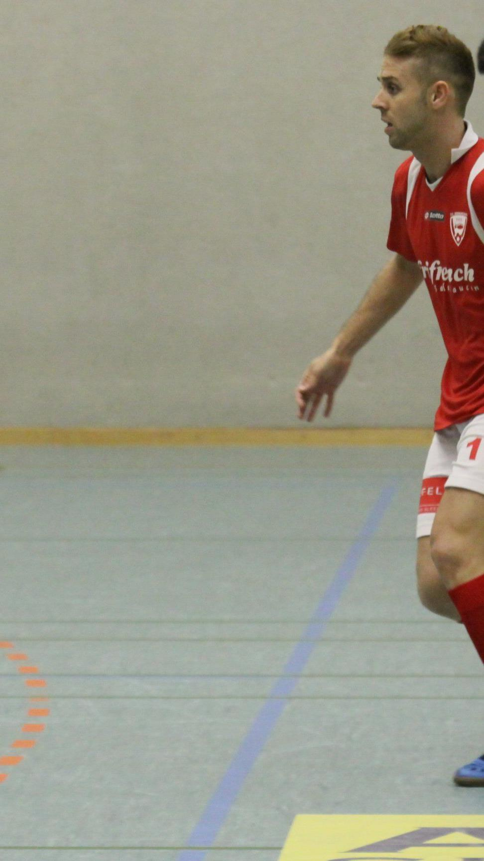 Samir Garci spielt nicht für VfB Hohenems.