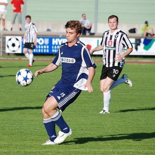 "Christian ""Kiki"" Gerencir wieder beim FC Lustenau."