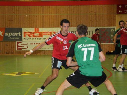 Das Spiel gegen Lustenau ist der Höhepunkt des TSD Handballnachmittag