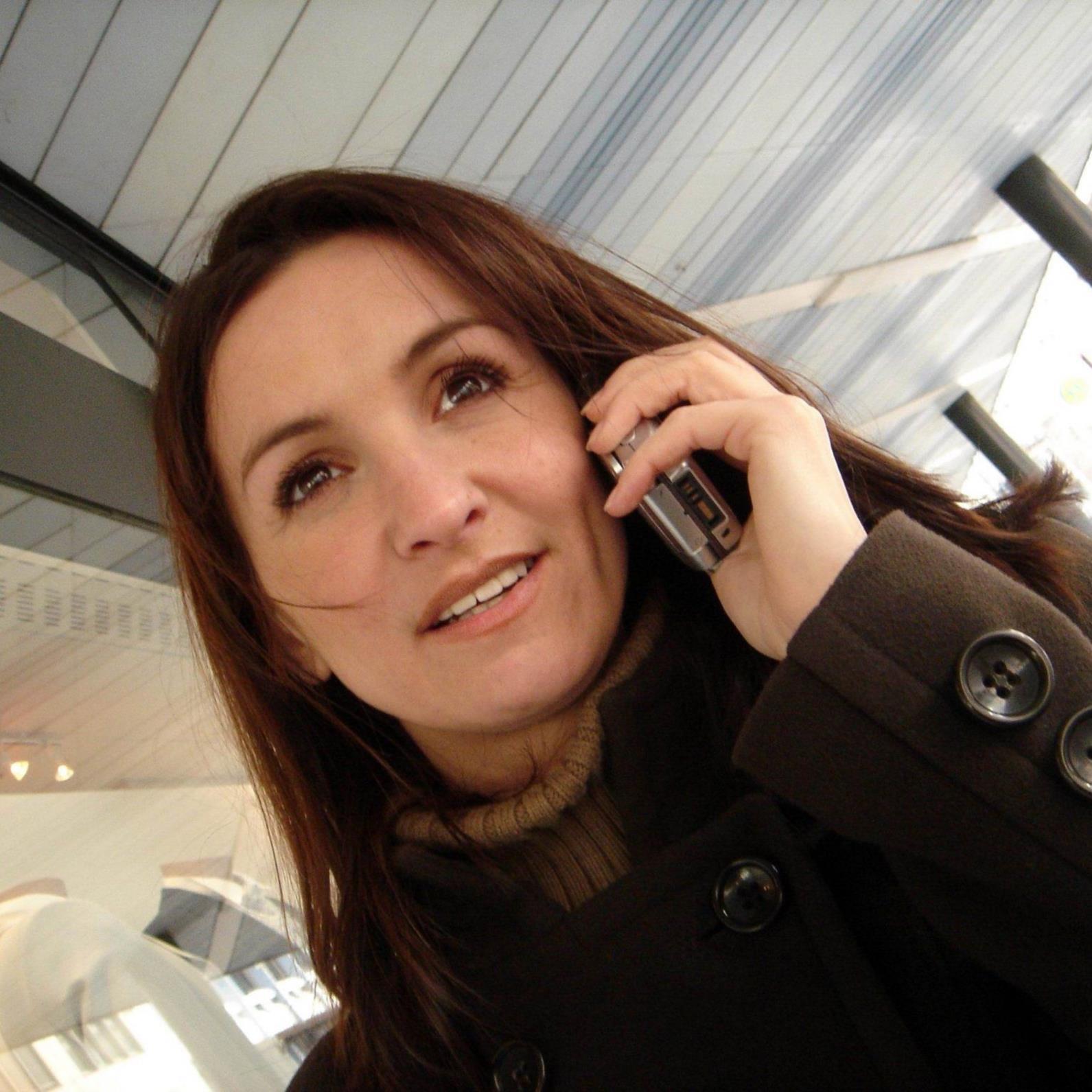 Auch mobil sollten potenzielle Kunden für Marketing erreichbar sein