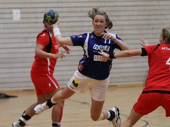Feldkirchs Handballdamen brauchen dringend Punkte.