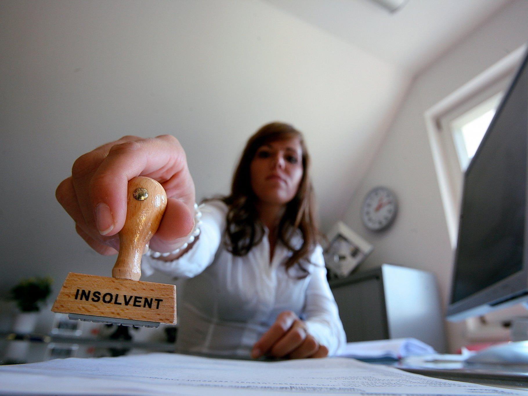 Zahl der Firmeninsolvenzen in Vorarlberg im Jahr 2011 um 29,4 Prozent zurückgegangen