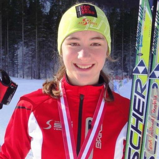 Schwarzenbergerin Jasmin Berchtold wurde Staatsmeisterin.