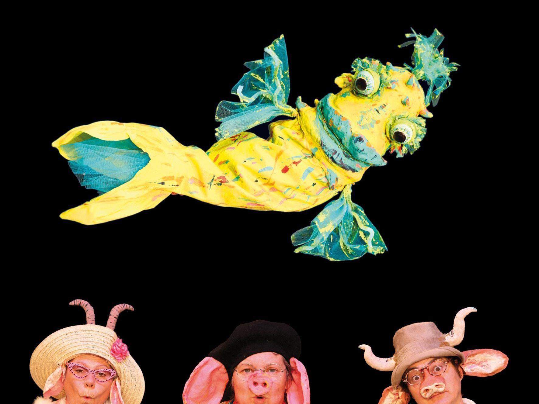 Eine Theaterpremiere für groß und klein findet am 7. Jänner in der Kammgarn statt.