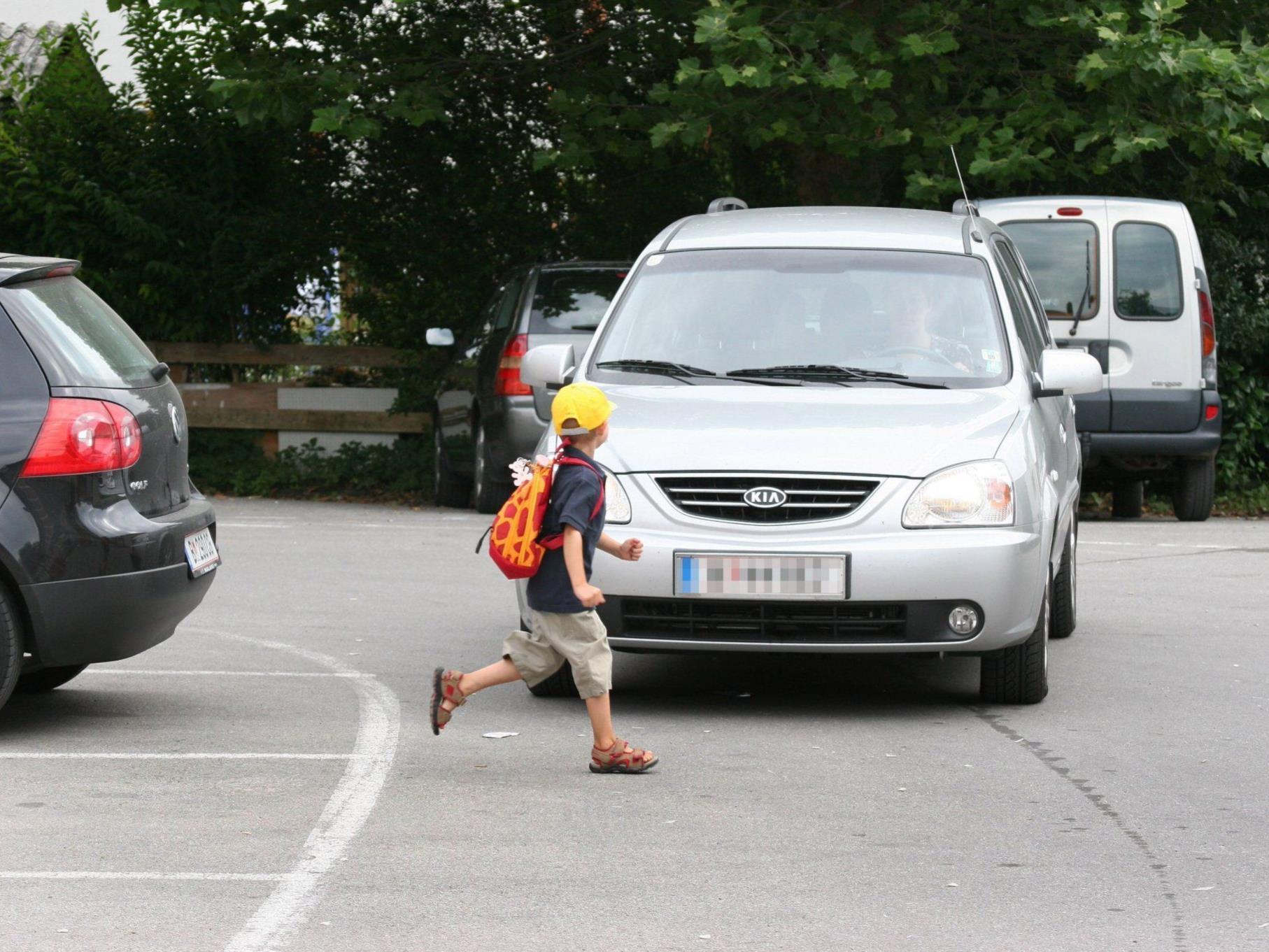Im Jahr 2011 kamen in Vorarlberg zwei Kinder bei Unfällen ums Leben.