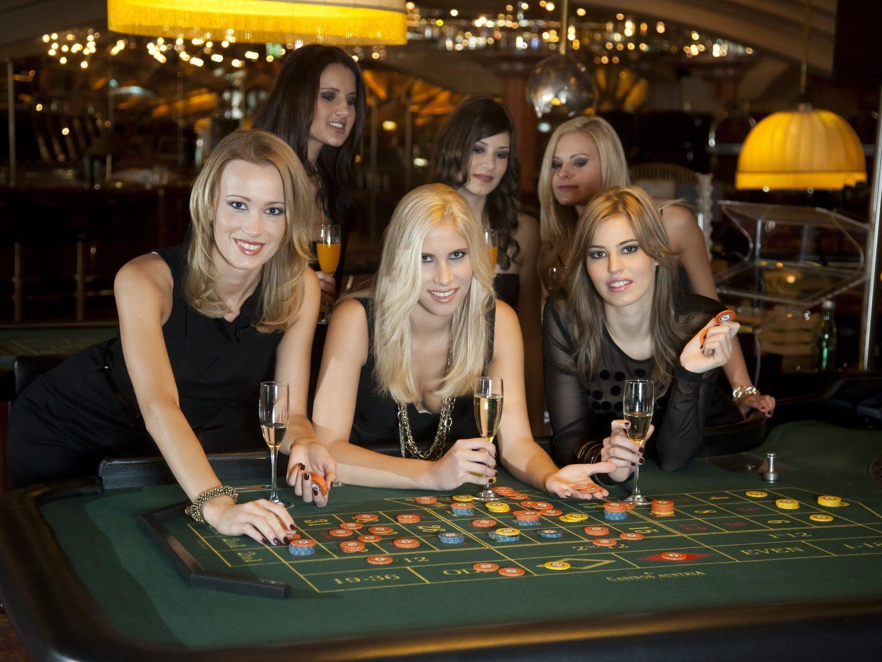 Erster Auftritt der Miss-Kandidatinnen am 17. Jänner im Casino in Bregenz.