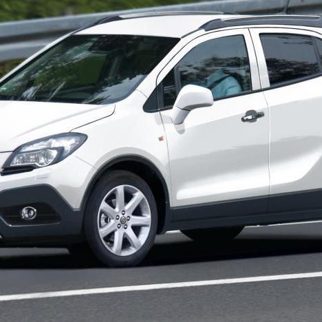 Opels Mini-SUV heißt Mokka
