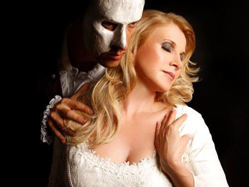 Szene aus Phantom der Oper