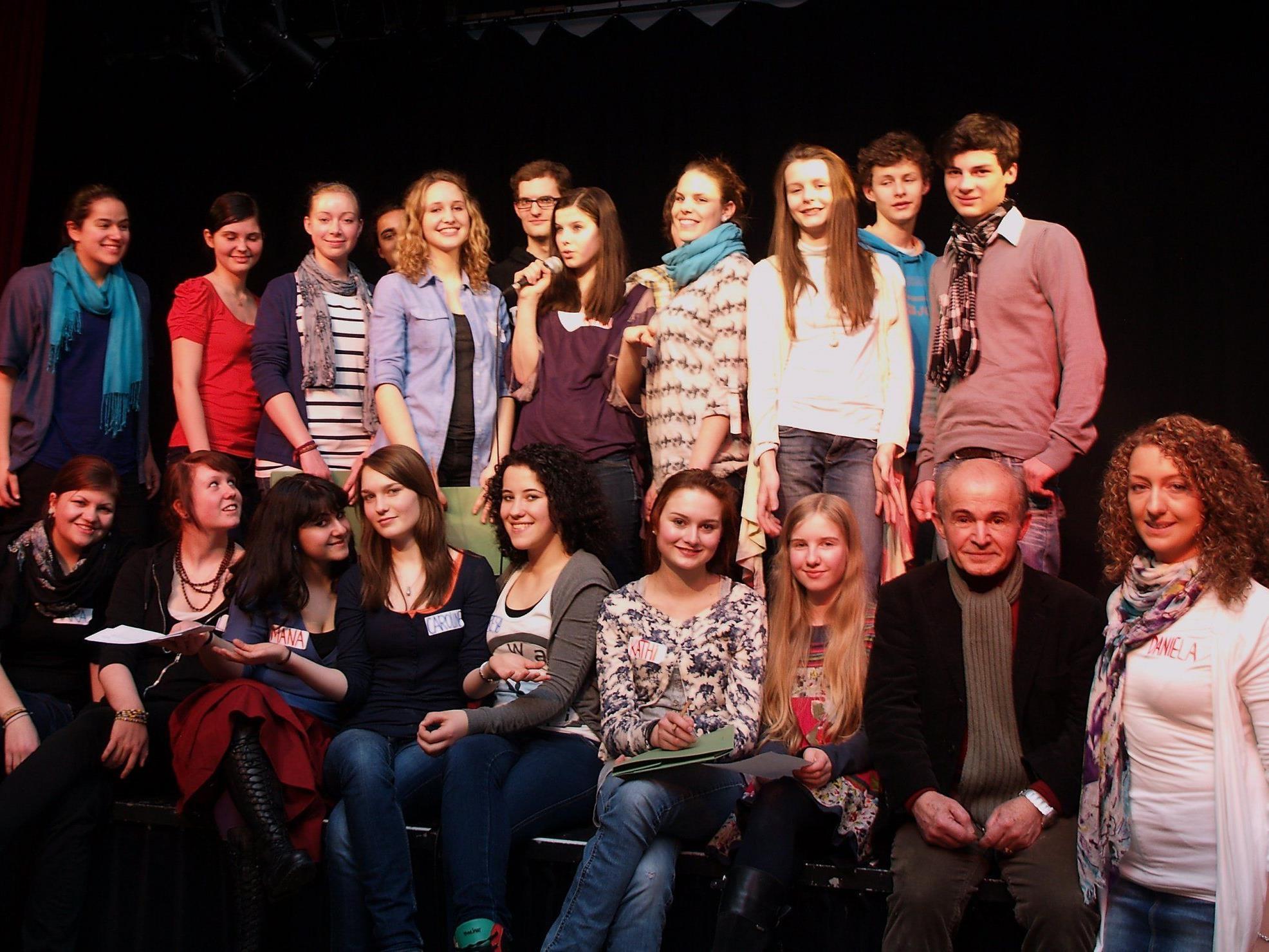 redensArt startet am18. Februar die heurige Workshopreihe für Jugendliche - kostenlos.