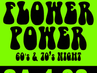 "SCF Ball 2012 - ""Flower Power - 60's + 70's Night"""