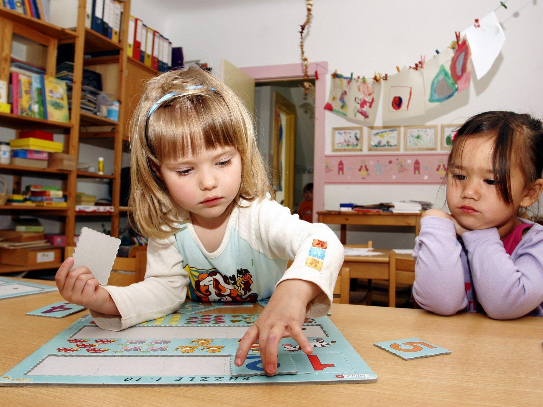 Über 3500 Kinder leben in Vorarlberg ebenfalls von Sozialhilfe.