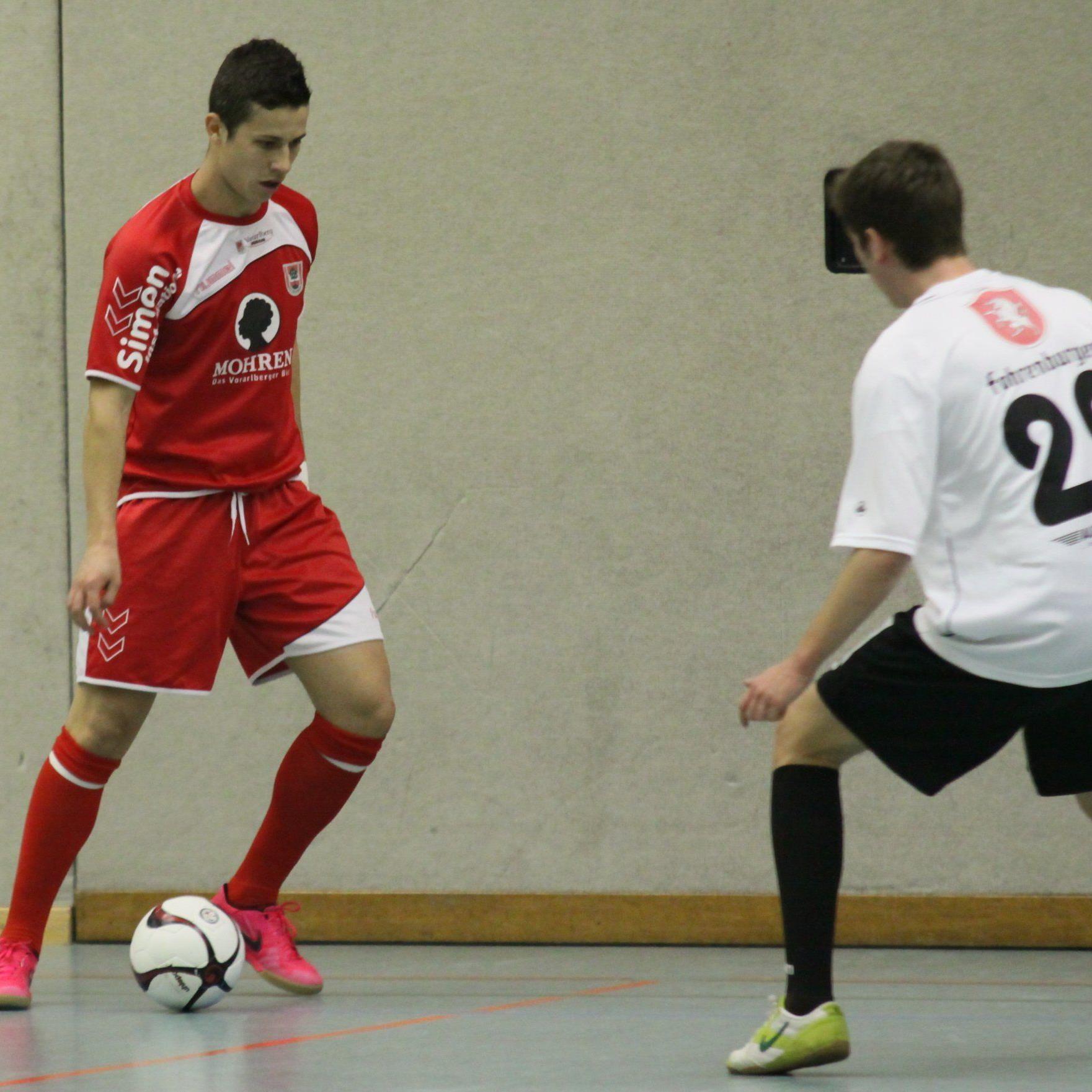 Thiago de Lima spielt nun wieder für Austria Lustenau.