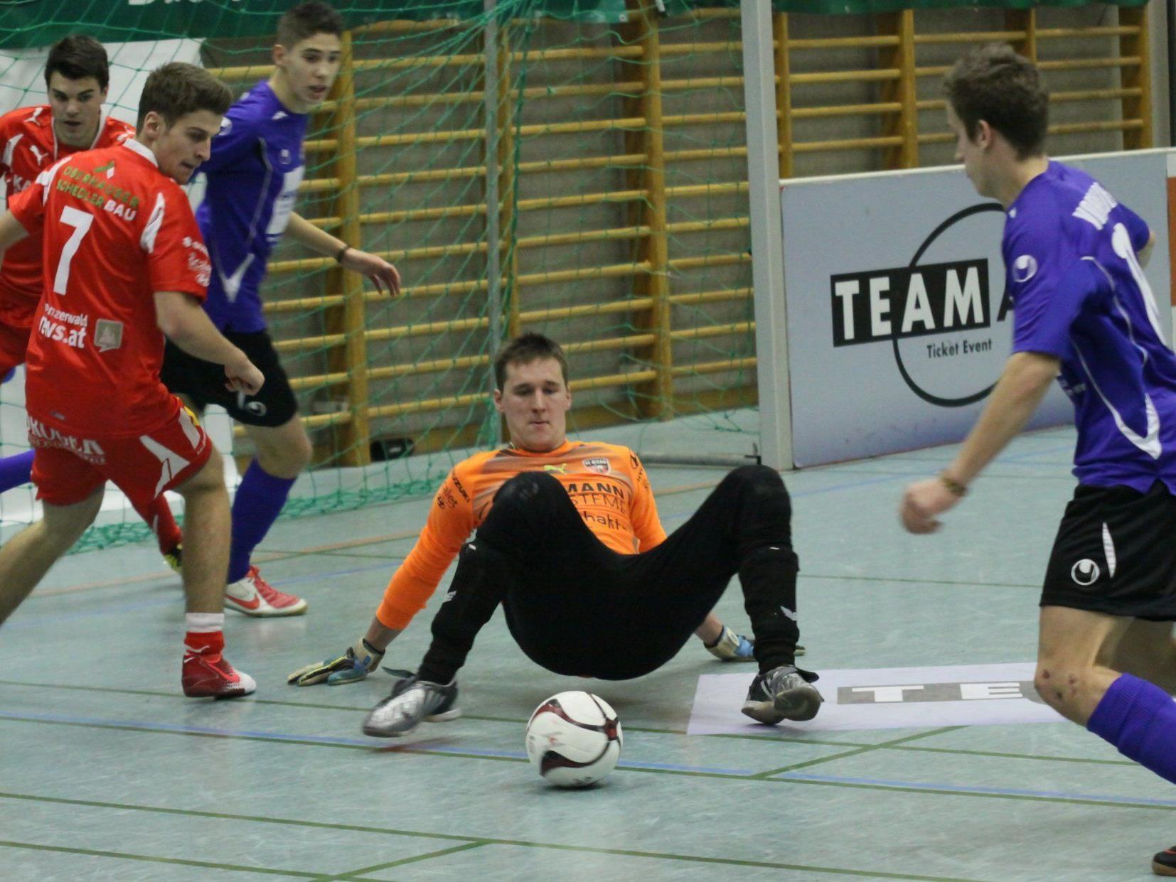 AKA Vorarlberg steht zum achten Mal im Finale.