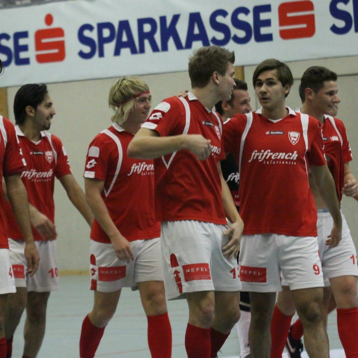 Schwarzach gewann im Halbfinale alle fünf Partien.
