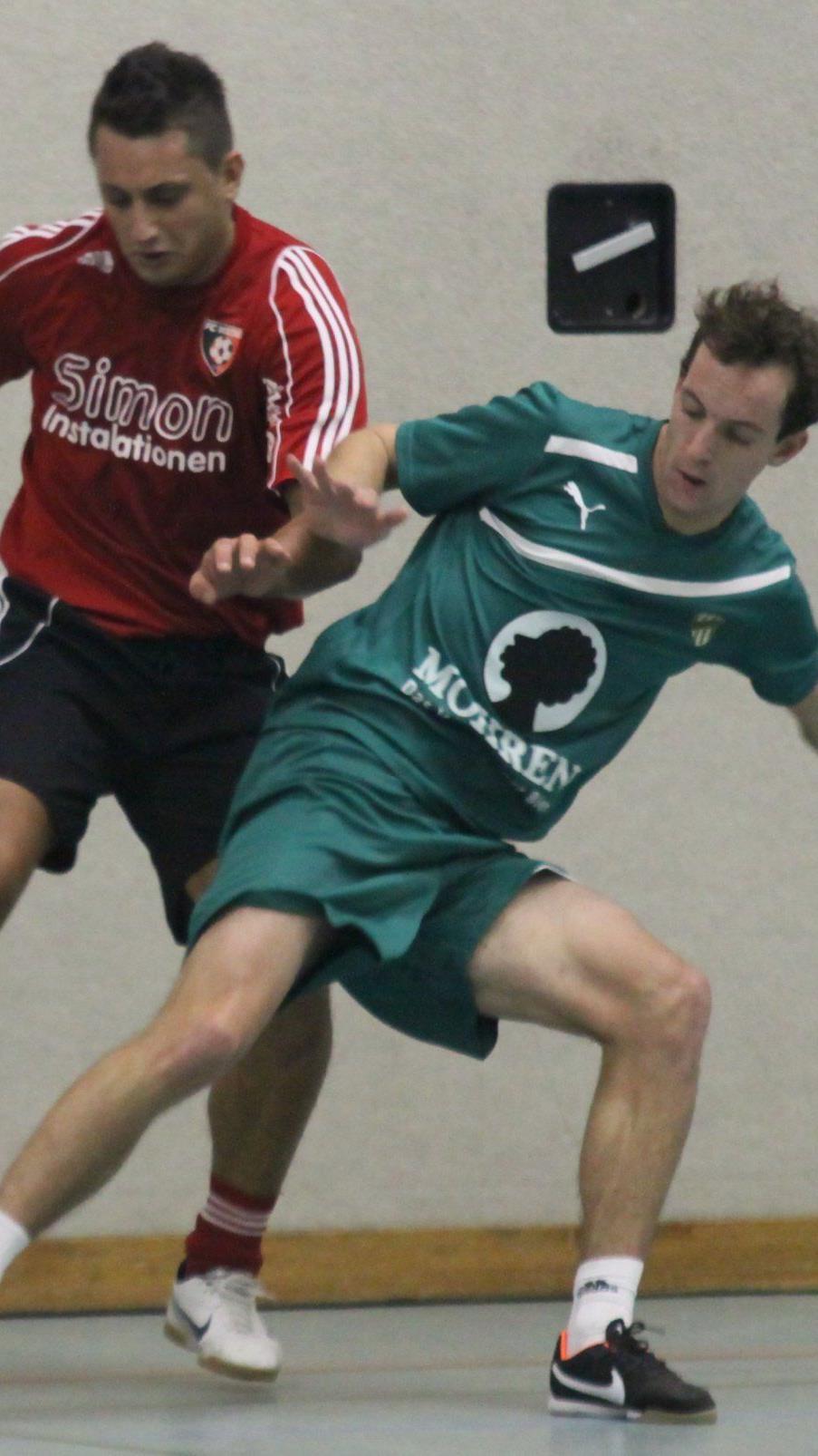 Simon Installationen FC Mäder gewinnt die letzte Vorrundengruppe.