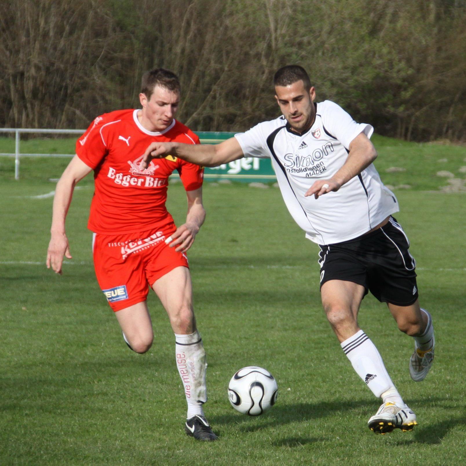 Burak Özgün spielt höchstwahrscheinlich künftig beim FC Mohren Dornbirn.