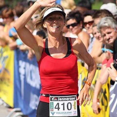 Jasmin Keller ist beim Trans Vorarlberg Triathlon auch am Start.