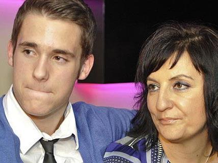 Renata Juras und Ervin erwarten ihr erstes gemeinsames Kind.