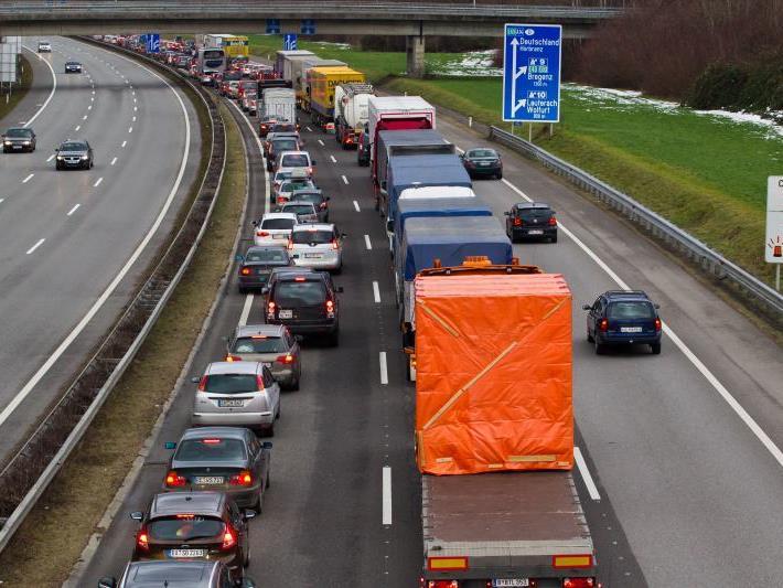Verkehrssituation auf der A14 ist nach wie vor angespannt