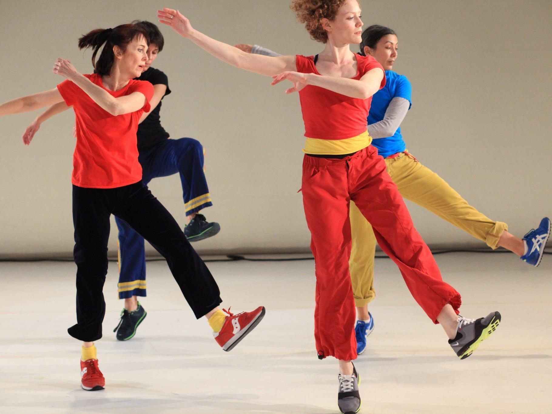 Tanz-Performance im Theater