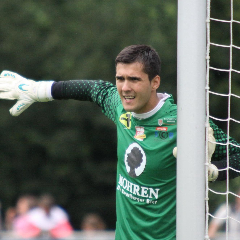 Predi Zivanovic fällt für das Frühjahr aus.