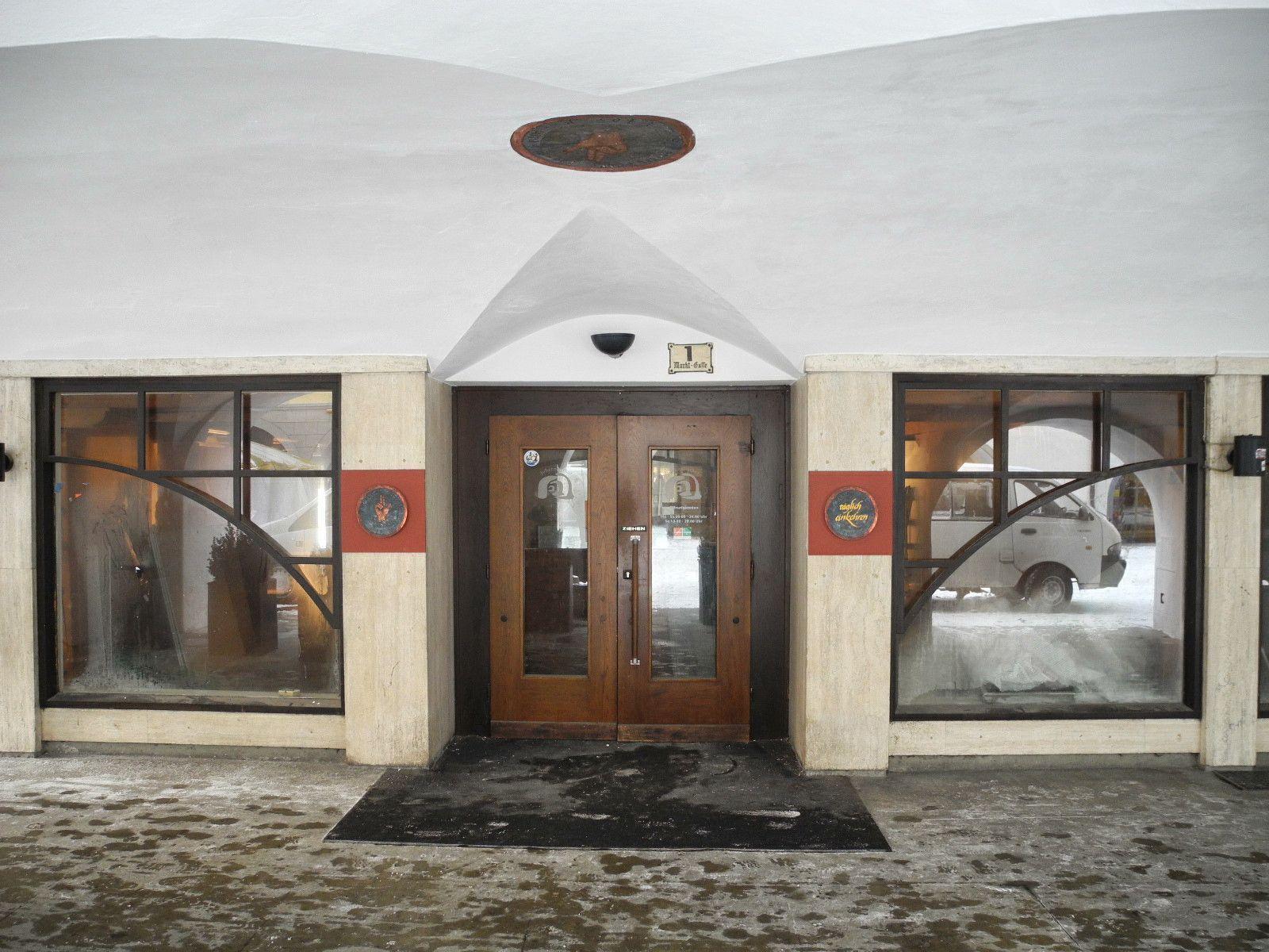 Voraussichtlich Anfang Mai wird das Restaurant Johanniterhof in der Marktgasse seine Türen öffenen