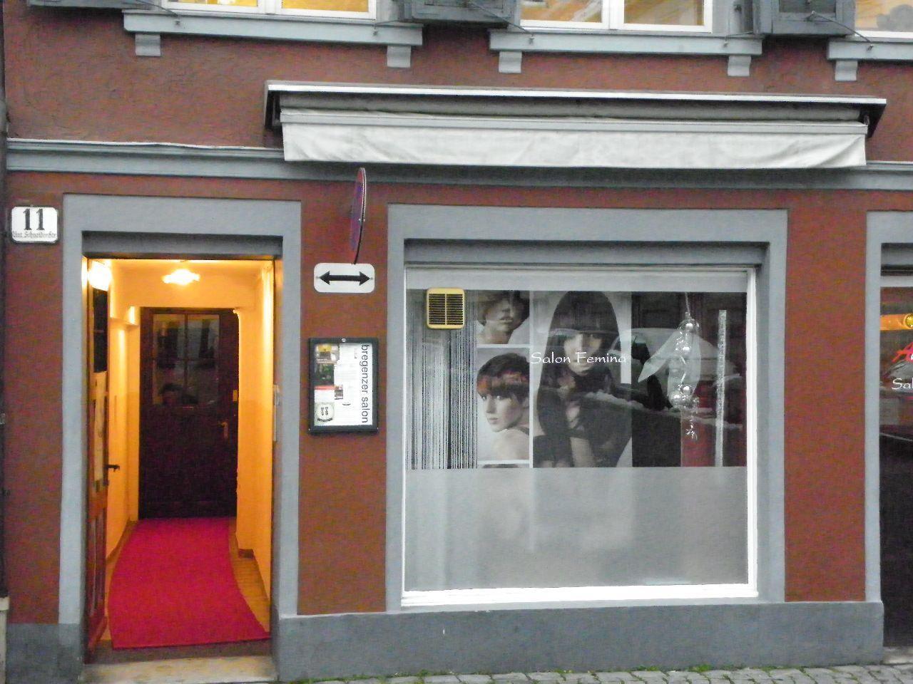 Bregenzer Salon in der Anton Schneider Strasse