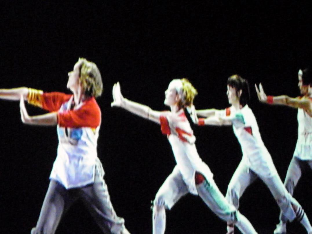 Performance von Yvonne Rainer