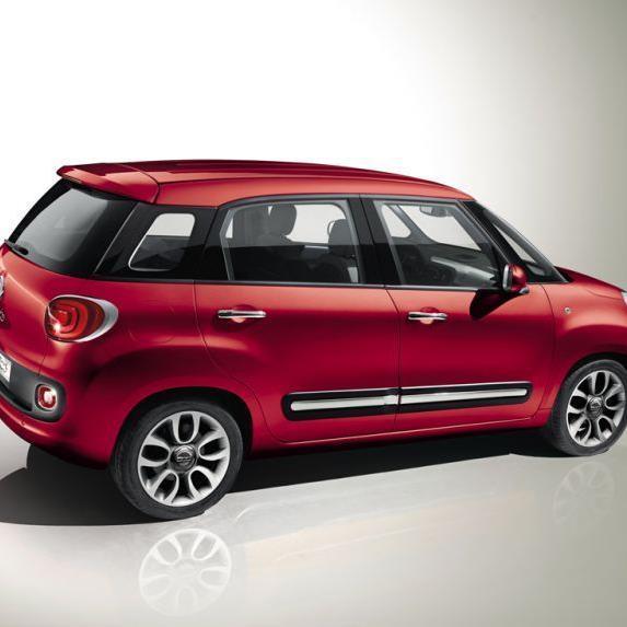 Längerer Fiat 500 kommt Ende des Jahres