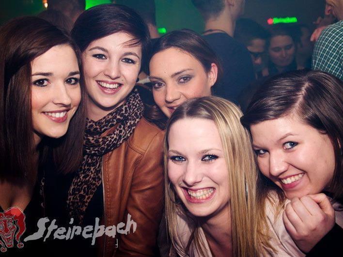 Steinebach-Clubbing: VOL.AT verlost Tickets!