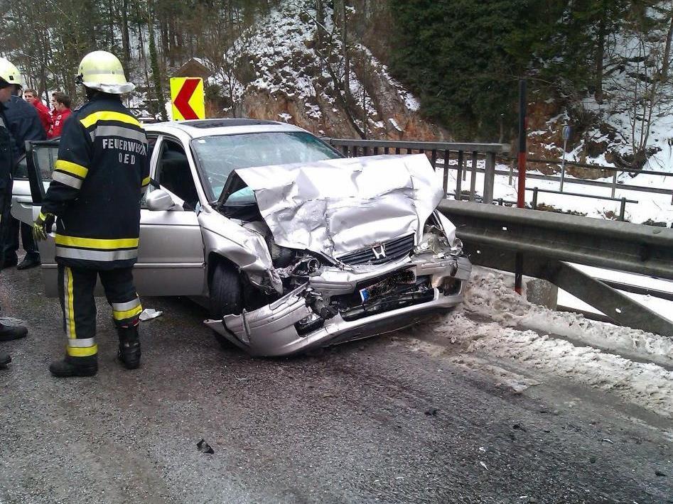 Die Fahrbahnverhältnisse forderten einen weiteren Unfall in Niederösterreich