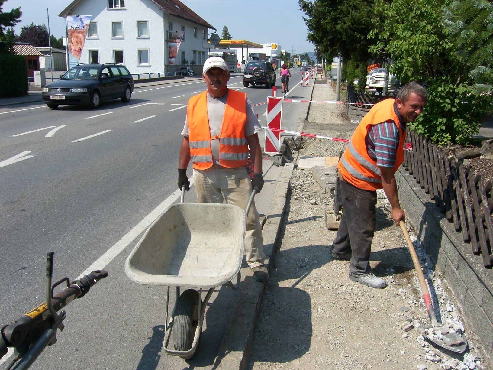 Ab 2013 soll es keinen Unterschied mehr zwischen neuen und alten Landesstraßen geben.